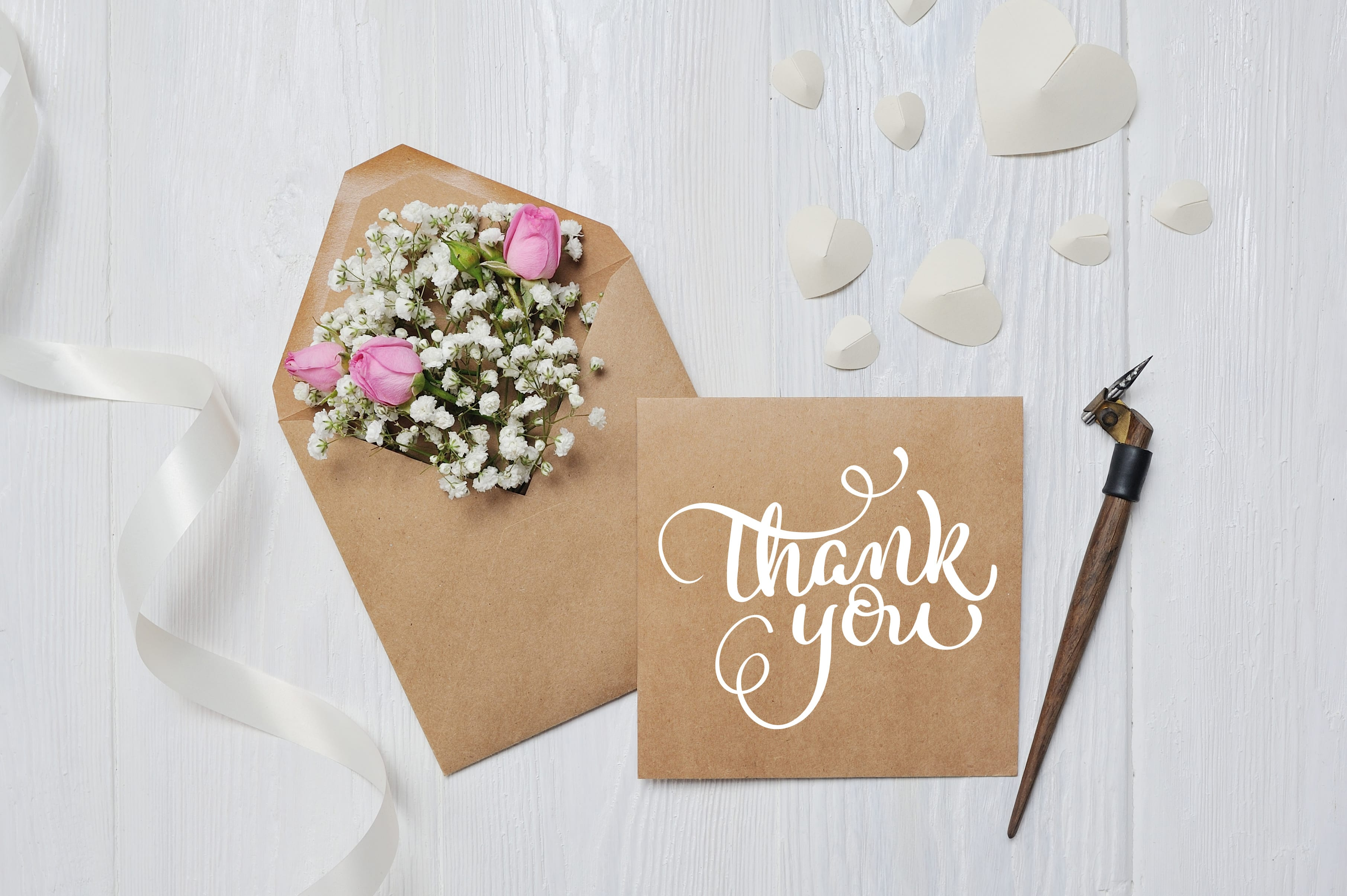 7 Tips For Writing Wedding Thank You Cards The Orchard