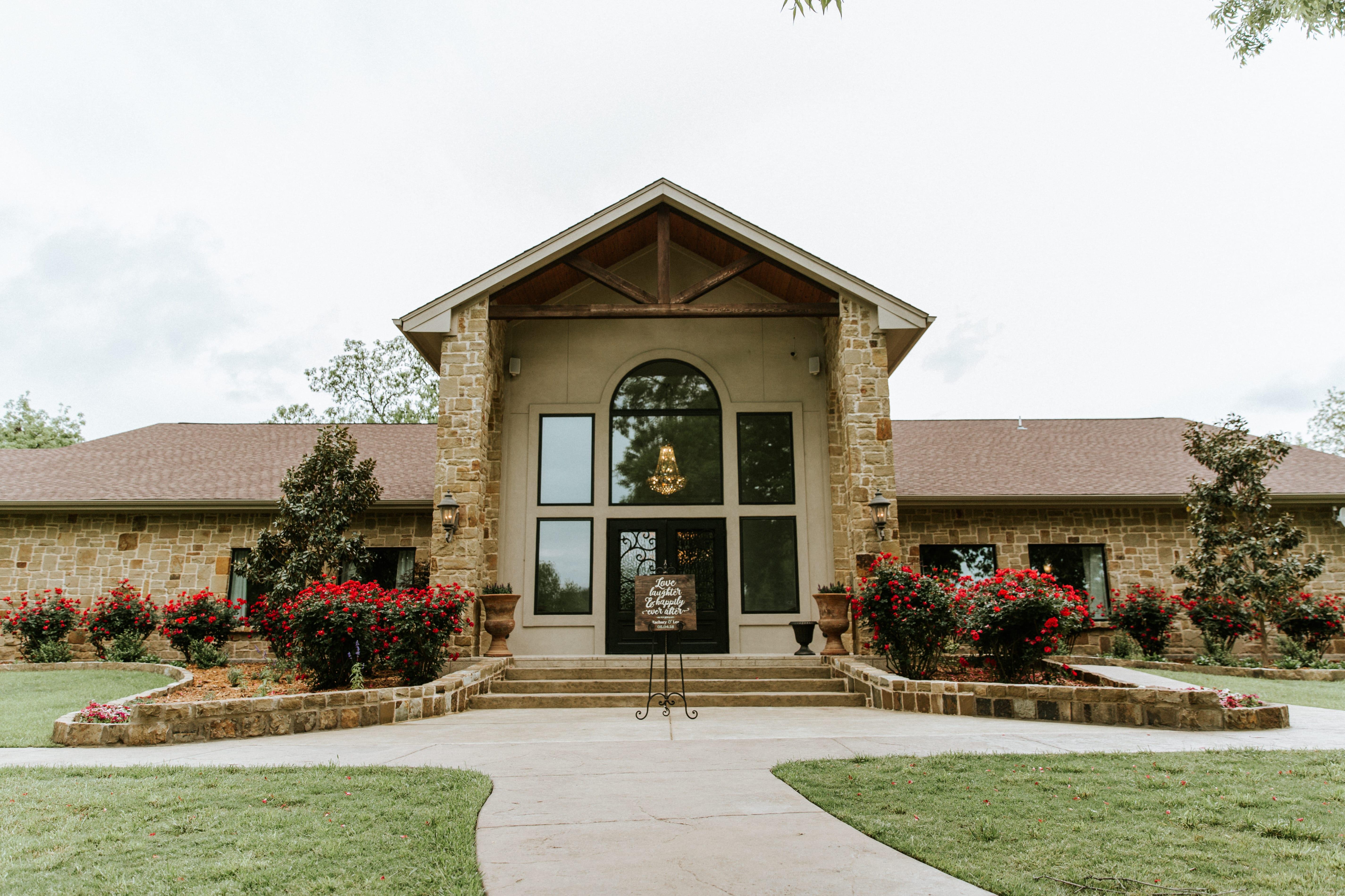 wedding venue in Dallas/Fort Worth, TX